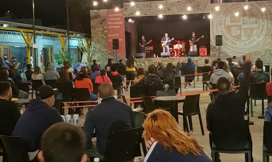 BERAZATEGUI: CULTURA DESDE LOS CIMIENTOS