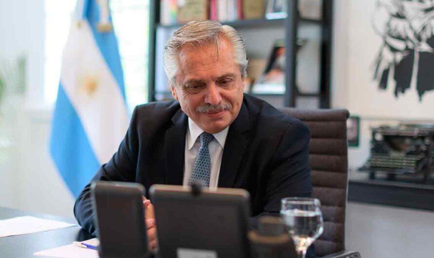 ALBERTO FERNÁNDEZ COORDINA CON INTENDENTES EL CONTROL DE LOS PRECIOS CONGELADOS